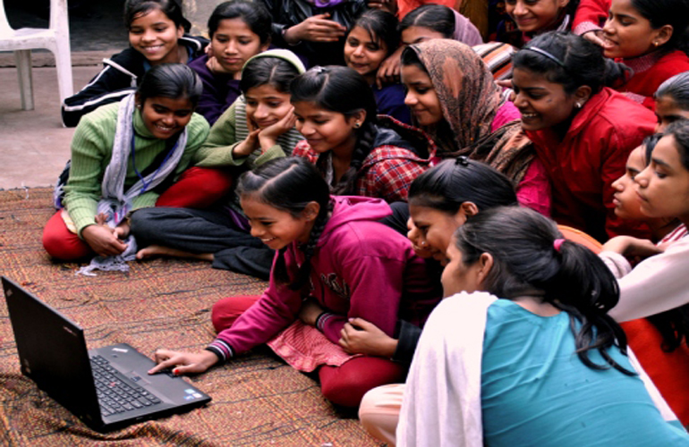 Inclusion of digital literacy in rural outreach programs
